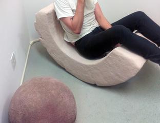 Take it Easy, (rocking chair), Rachel Higgins