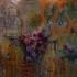 20150724025239-bachvarova_sofia_beyond_the_hanging_garden_-_bardo_i___oil_leaf_on_canvas_58_x_54_inch_2012