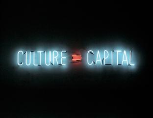 Culture = Capital, Alfredo Jaar