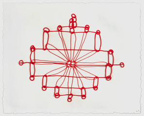 Crochet II, Louise Bourgeois
