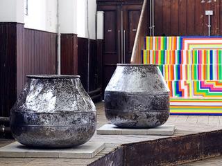 Urn II & Urn III, Alexandre da Cunha