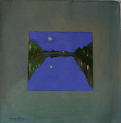 Summer moonlight, Victoria Sheridan