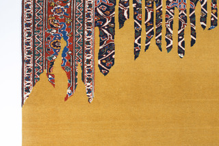 Flood of yellow light (detail), Faig Ahmed