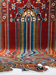 Liquid (detail), Faig Ahmed