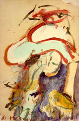 East Hampton XIV,Willem de Kooning