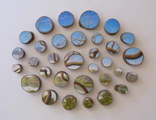 Oval Landscape II, Alison Moritsugu