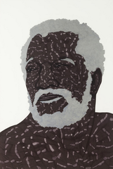 The Philosopher, Toyin Odutola