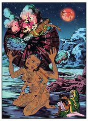 Atlas, Chitra Ganesh