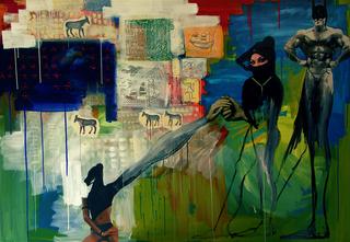 Sekhmets of Gemmanism, Khaled Hafez