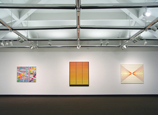 Installation view, Machine Learning,