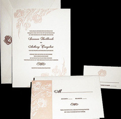 Letterpress Designs by Mindy Beloff,