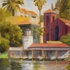 John_brunnick_-_echo_park_boathouse_10x8