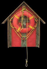 Red Skerrie Saver #2, Laura Lynch