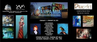 PAMPA MIA, Group Show