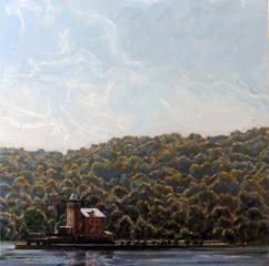 Summer on the Hudson, Daniel van Benthuysen