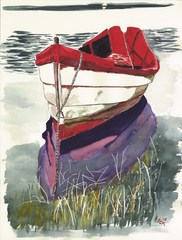 Reflection at Flood Tide, Craig Marcin