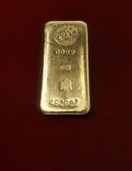 Museum of Modern Art, Financial Section, Department of Eagles Gold Ingot, Marcel Broodthaers