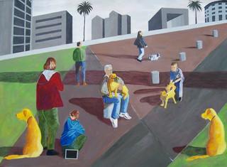 Yellow Dogs, Karen Haas