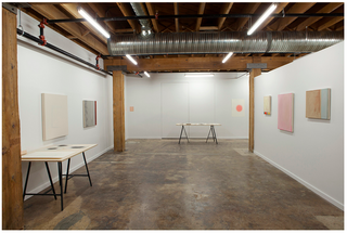 Installation View, Endforms, Derek Dunlop