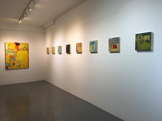 Passing Through Exhibition - Installation View, Lisa Pressman