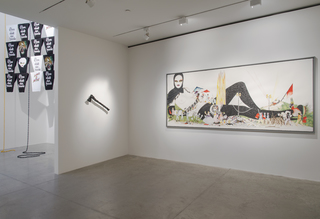Installation view, Jen Ray
