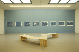 Blueprint Chapel-installation view. Heilbronn Kunstverein, John Preus