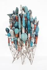 Construction (dark hue), David Hicks