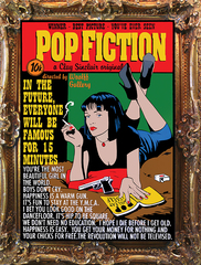 Pop Fiction, Clay Sinclair
