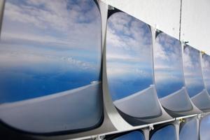Airplane-window-photo