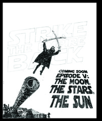 Coming Soon Episode V: The Moon, The Stars, The Sun, Michael Rakowitz