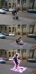 Magick Dancing in the Streets, Txema Novelo