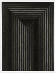 Frank Stella, \'Clinton Plaza\', 1959, Richard Pettibone