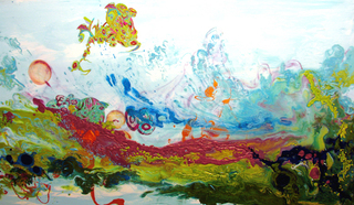 Liquid Landscapes, Kimber Berry