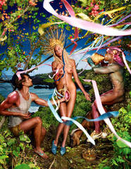 Rebirth of Venus, David LaChapelle