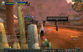 The Council on Gender Sensitivity and Behavioral Awareness in World of Warcraft, Angela Washko