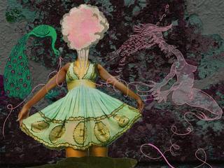 Untitled, Chitra Ganesh