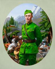 The Bear Hunt, Ain Cocke
