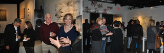 , opening reception