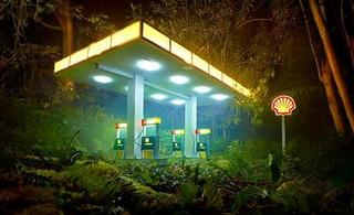 Gas Shell, David LaChapelle