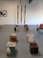 Installation view - Rena Bransten Gallery, John Preus