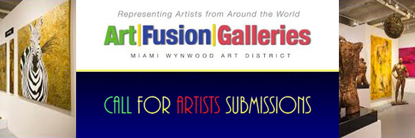Art Fusion Galleries: International Open Call for Artists