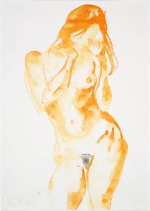 Eric Fischl Watercolors Eric Fischl Untitled  2005